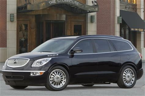 2007 Buick Enclave Reviews by 2007 Buick Enclave Related Infomation Specifications