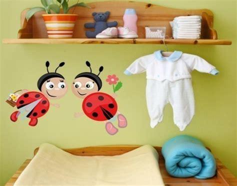 Kinderzimmer Wandtattoos  Ideen Und Tolle Beispiele
