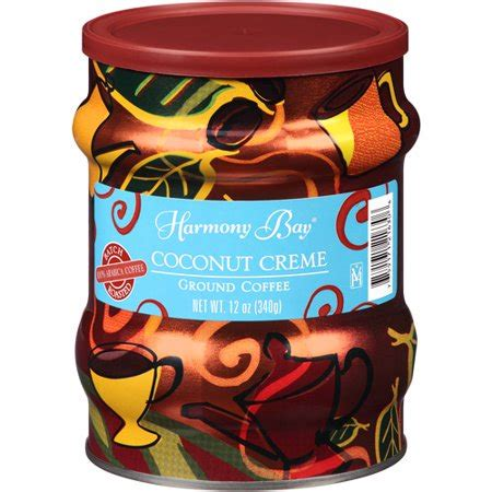 Of course, some of these face masks can be a little messy, but. Harmony Bay Coconut Creme Ground Coffee, 12 oz - Walmart.com