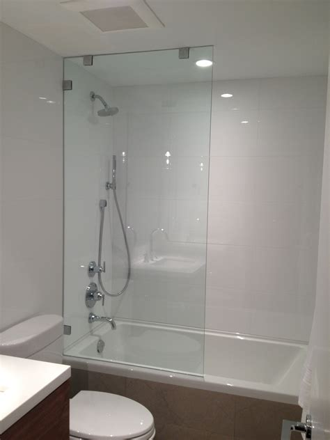 frameless shower glass shower doors repair replace and install in vancouver