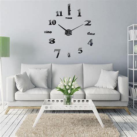 Large Black Mirror Wall Clock 3d Hanging Clock Bracket. Horse Kitchen Decor. Kitchen Appliance Color Trends. Island Table Kitchen. Built In Kitchen Islands. Kitchen Remodeling Minneapolis Mn. Modern Kitchen Ceiling Lights. Homemade Gifts From The Kitchen. Kitchen Island Pendant