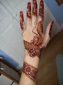Mehndi Designs: Arabic Mehndi Designs For Hands For Beginners