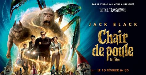 Chair De Poule (goosebumps)  La Critique Du Film