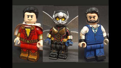 Hellboy, Wasp, Shazam & Ulysses