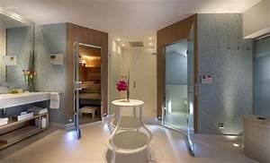 930 best images about salle de bain on pinterest coins With carrelage adhesif salle de bain avec bougie a led