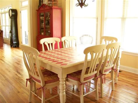 redo kitchen table and chairs the comforts of home kitchen table redo and a giveaway