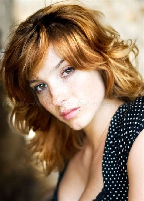 Hairstyle For Womens by Wavy And Curly Medium Length Hairstyles For Wavy