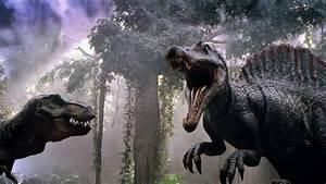 Jurassic Park III | Jurassic World