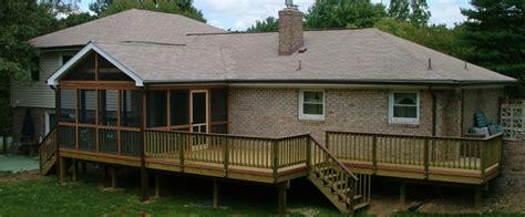 decks patios woodcraft home improvements home