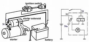 Ignition Starter Switch Wiring Diagram