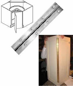 Piano Hinge @ Cabinet Doors Depot