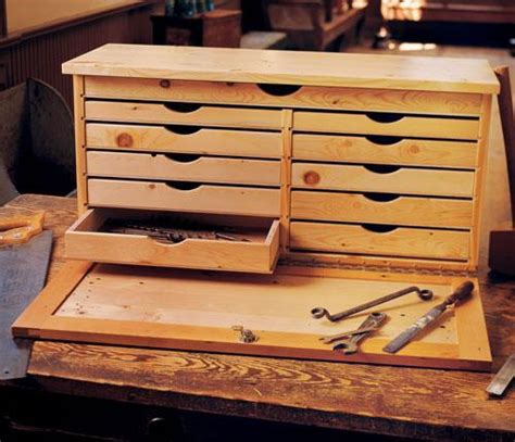 jims tool box project  popular woodworking magazine