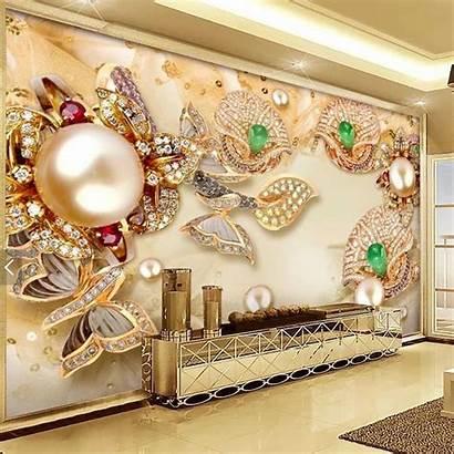 Living Walls Customized Mural China 3d