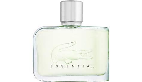 eau de toilette lacoste homme lacoste essential pour homme eau de toilette 75ml perfumes fragrances photopoint