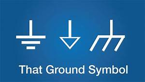 That Ground Symbol  What Is Ground