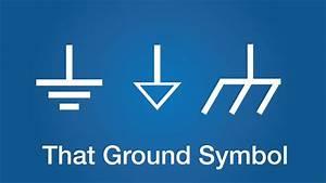 That Ground Symbol  What Is Ground