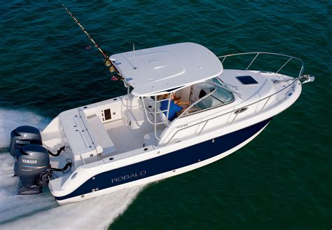Used Robalo Boats For Sale In Canada by Robalo R 245