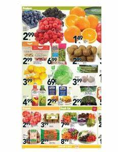 Metro Fruit Festive Flyer 2 January 2016