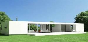 Modern Concrete Prefab Home Kits