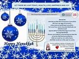 Tiny notes from Athena: Hanukkah Prayers and Wishes