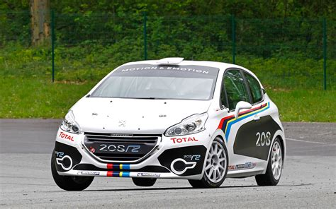 peugeot france peugeot 208 r2 rally car debuts this week in france