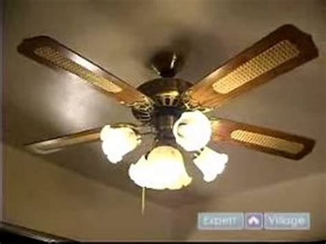 how to install ceiling fans how to turn on the power