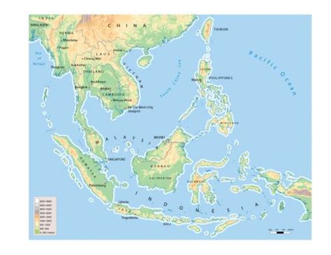 introduction   geography  southeast asia asian
