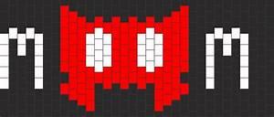Mickey Mouse Pants Pony Bead Patterns | Characters Kandi ...