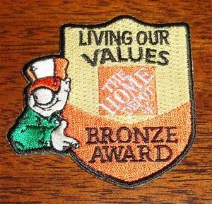 Employee Bronze Homer Award