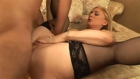 Nina Hartley Has Anal Sex In Lingerie Porn