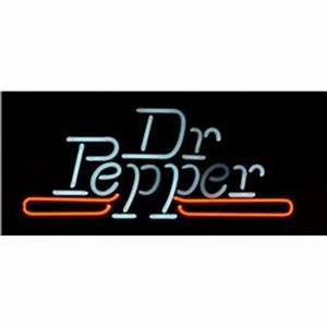 Dr Pepper neon sign like new in its original shipping