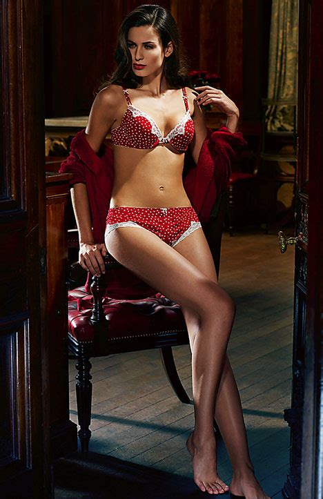 Holy smoke! It's Marks & Spencer's sexiest ever lingerie