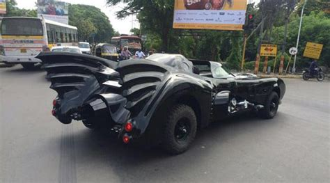 Car Modification In Pune by Batman Fans To Pune Now Here S Why The Indian