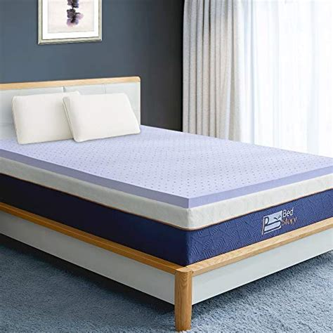 Deals With Mattress by Bedstory Memory Foam Mattress Topper Deals From Savealoonie