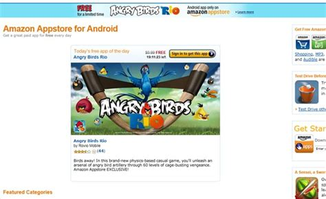 Amazon App Store For Android Features 3,800 Apps