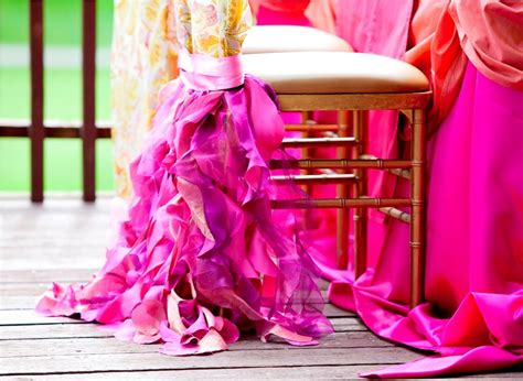 Flower Decorations For Wedding Chair Wedding chair