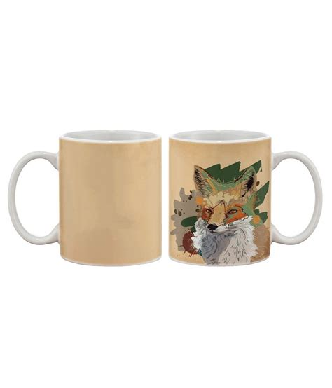 Bussy time, keep their smile sobre brown fox waffle & coffee. Artifa Brown Fox Coffee Mug: Buy Online at Best Price in India - Snapdeal