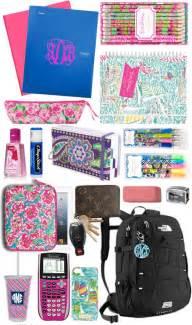 Lilly Pulitzer School Supplies
