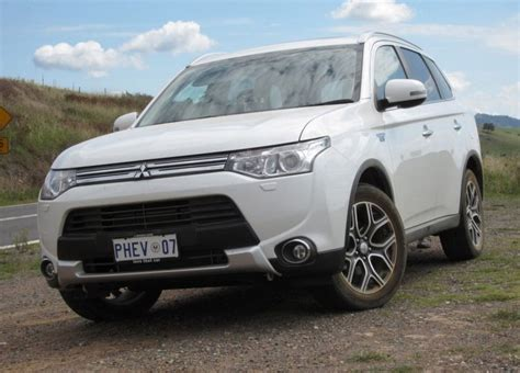 2013 Mitsubishi Outlander Mpg by 2014 Mitsubishi Outlander Phev Review The Fuel Economy Run