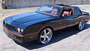 Whipaddict For Sale 85 U2032 Monte Carlo Ss On Bonspeed 22s