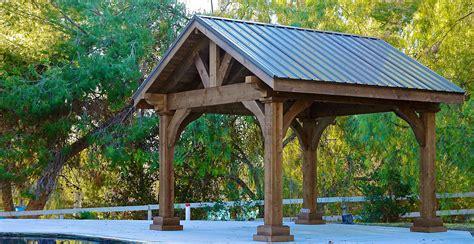 outdoor natural beauty wood pergola kits ossocharlottecom