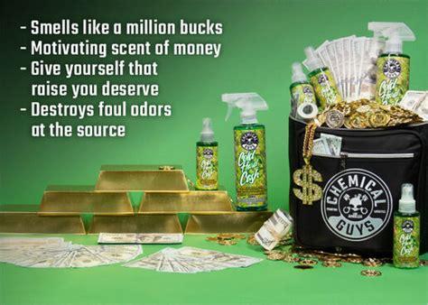 cold hard cash money scented air freshener