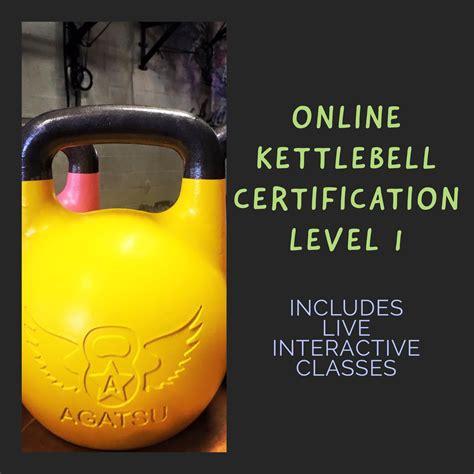 kettlebell certification agatsu