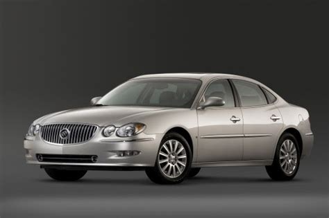 2008 Buick Lacrosse Reviews by The Poor Car Reviewer 2008 2009 Buick Lacrosse Cx