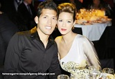 Ezequiel Garay life partner Tamara Gorro ~ Picture World