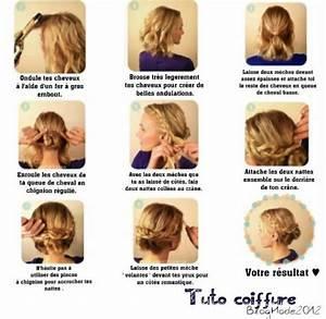 Tuto Coiffure Cheveux Court : tuto coiffure cheveux court blog mode ~ Melissatoandfro.com Idées de Décoration