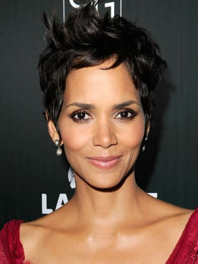 celebrities chic short haircuts    evawigs