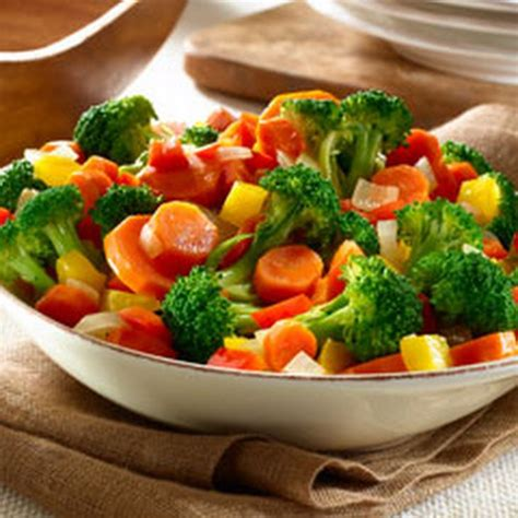 mixed vegetable saute recipe side dishes  country