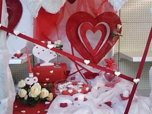 Vitrine Saint Valentin : vitrine st valentin la p 39 tite boutic d 39 alex ~ Louise-bijoux.com Idées de Décoration