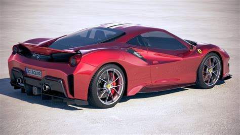488 Pista Modification by 488 Pista 2019